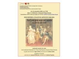 Afis deschidere de stagiune Piatra Neamt 20-21