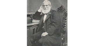 Constantin Lecca (4 august 1807, Brașov–13 octombrie 1887, București)