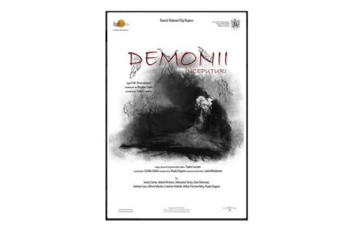 demonii teatrul national cluj