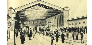 gara-Fillaret primul tren bucuresti giurgiu 1869