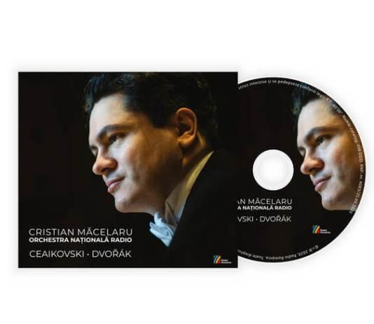 banner ECR Cristian Macelaru ONR - Ceaikovski Dvorak 1