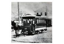 tramvai cu cai america