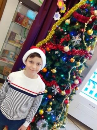 Darius Mîndrilă, 8 ani