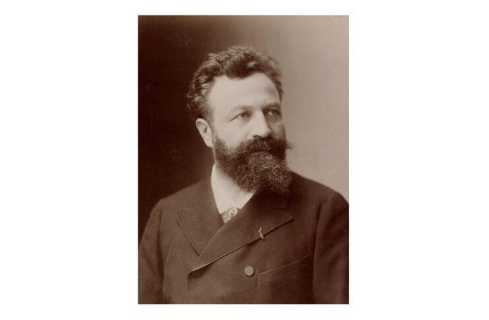 Édouard Colonne. Foto: Félix Nadar