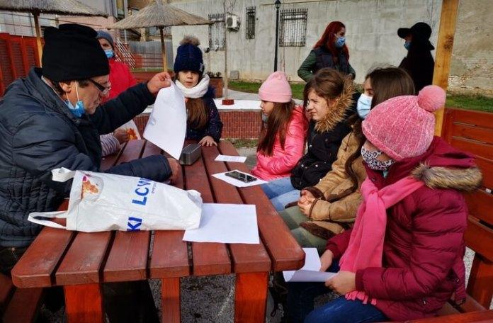 """Grupul artistic """"Nino Nino"""", Brăila, 23 ianuarie 2021"""