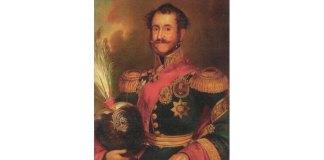 Mihail Sturdza, domn al Moldovei ((aprilie 1834–iunie 1849), cca. 1837