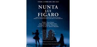 Afis Nunta lui Figaro
