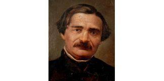 Ion Heliade Rădulescu, portret de Mișu Popp