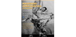 Afis Mosteniri coregrafice