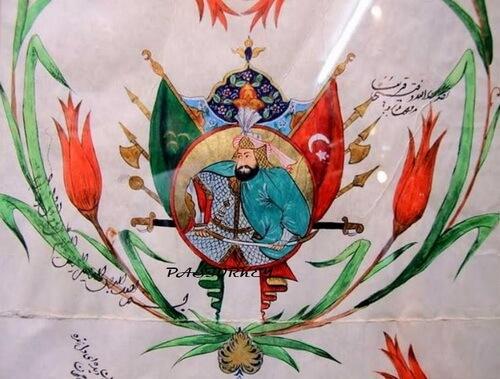 Sultanul Ahmed al III-lea și Epoca Lalelei. Sursa foto: yataklomada.netlify.app