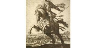 Wallenstein, gravură din 1625–1628