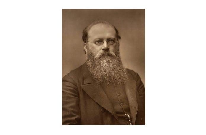 Hans Richter, fotografie de Barraud, cca. 1880