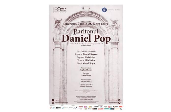Recital baritonul Daniel Pop_ONB_09.06