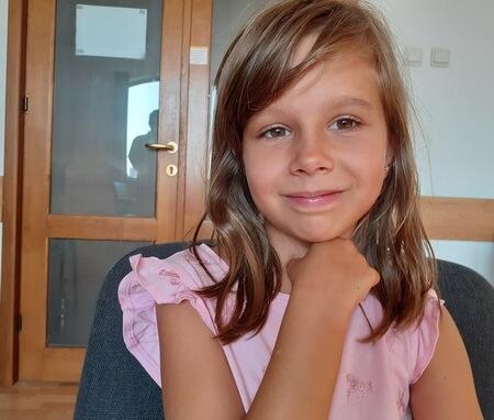 Ilinca Grigore, 7 ani