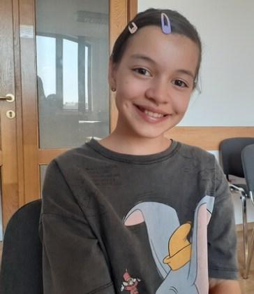 Ioana Amalia Ichim, 11 ani