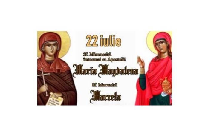 Sf Maria Magdalena și Marcela (1) (1)