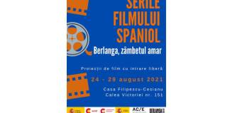 Afis Serile filmului spaniol