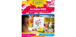 Art Safari Kids afis ONB