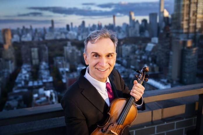 "Gil Shaham. Credit foto: Chris Lee. Sursa: Festivalul ""Enescu"""