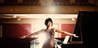 Yuja Wang. Foto © Julia Wesely