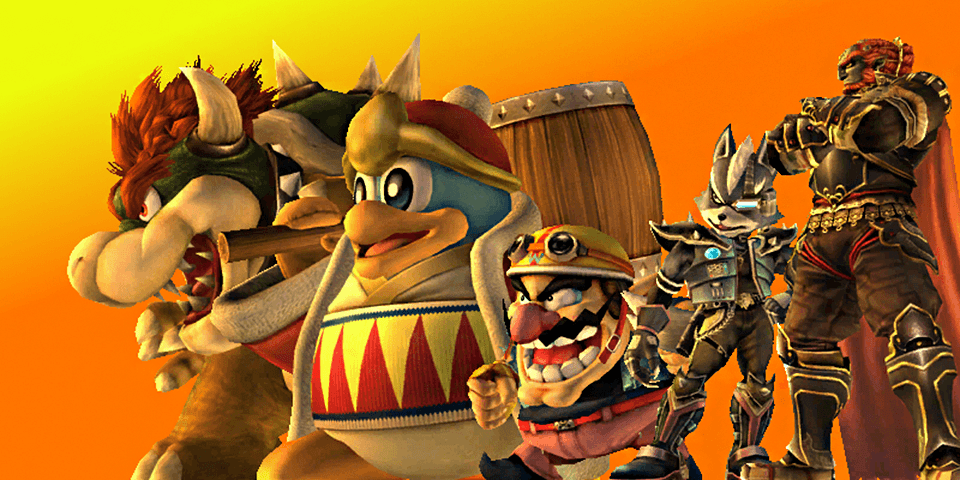 What Bosses Should Be In Smash Bros 4