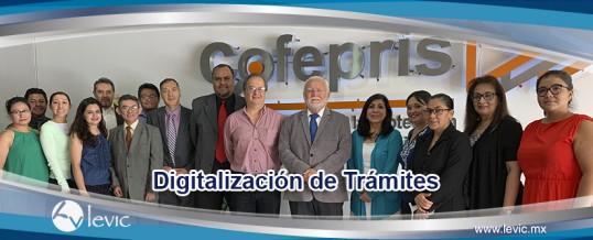 Digitalización de Trámites