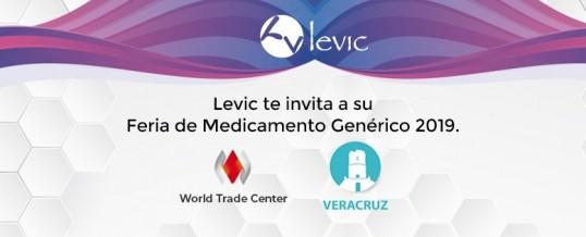 Levicte invita a su 4.ªFeria de Medicamento Genérico en Veracruz