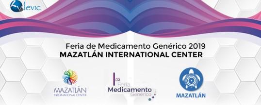 Llegamos a Mazatlán con la Feria de Medicamento Genérico