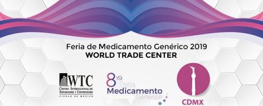 Levic y Unefarm te invitan a la Feria de Medicamento Genérico en la C.D.Mx