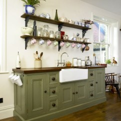 Distressed Kitchen Cabinets Portable For Small Apartments Free-standing - Levick Jorgensen Kitchens
