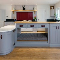 Colourful Country House Kitchen - Levick Jorgensen Kitchens