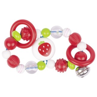 Heimess Touch Ring Elastic 8, Strawberry - LeVidaBaby