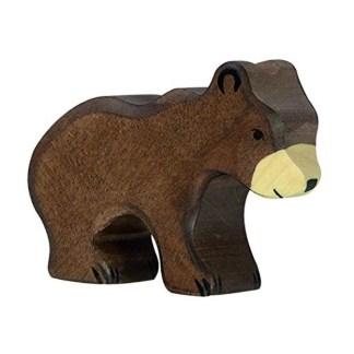 Brown Bear, small - Holztiger 80185