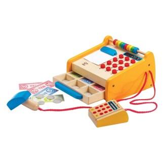 Hape Checkout Register - Hape E3121 | LeVida Toys
