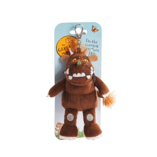 The Gruffalo Keyclip / Keyring by Aurora | LeVida Toys