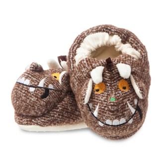 The Gruffalo Baby Booties by Aurora | LeVida Toys