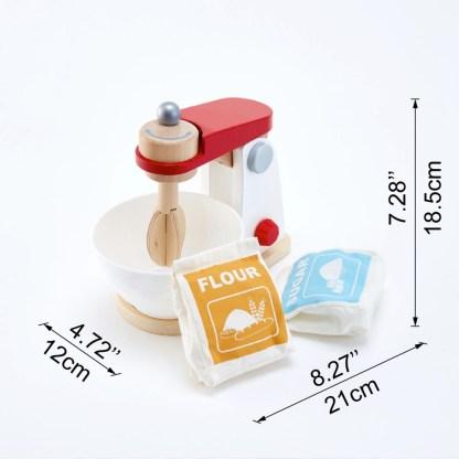 Hape Mix & Bake Blender - Playfully Delicious | LeVida Toys
