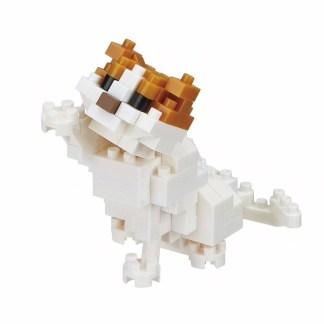 Nanoblock Scottish Fold Cat (NBC-268)   LeVida Toys