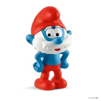 Schleich Papa Smurf The Smurfs figure - Schleich 20814 | LeVida Toys
