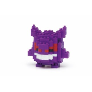 Pokemon Gengar (Nanoblock NBPM-007) | LeVida Toys