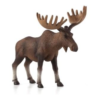 Moose figure (Animal Planet 387023) | LeVida Toys