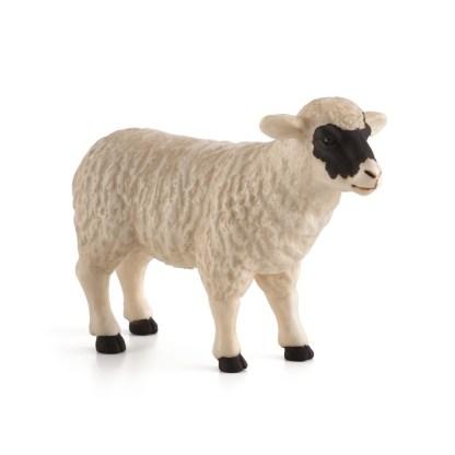 Black Faced Sheep (Ewe) (Animal Planet 387058)   LeVida Toys