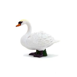 Mute Swan figure (Animal Planet 387065) | LeVida Toys