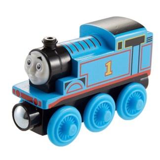 Thomas & Friends Wooden Railway: Thomas (GGG29) | LeVida Toys