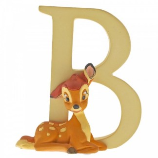 """B"" - Bambi - Disney Letter | LeVida Toys"