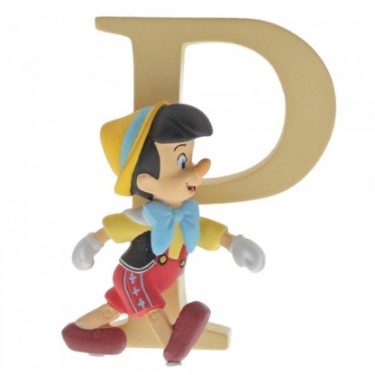 """P"" - Pinocchio - Disney Letter   LeVida Toys"