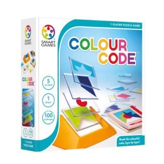 Smart Games Colour Code - Classic Puzzle Game   LeVida Toys