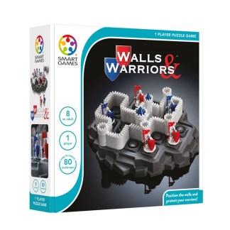Smart Games Walls and Warriors - Classic Puzzle Games | LeVida Toys