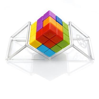 Smart Games Cube Puzzler Go - Pocket Puzzle Game | LeVida Toys
