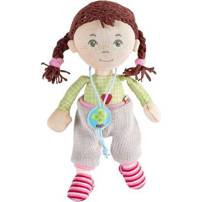 Fabric Julika Comfort Doll by Haba (304578)   LeVida Toys